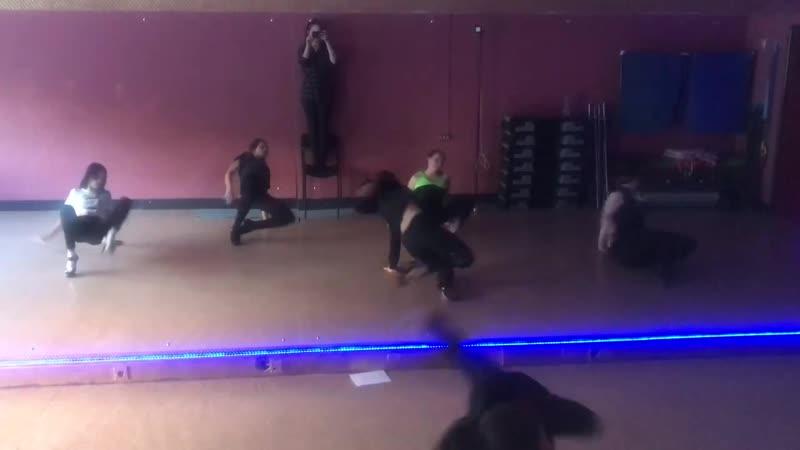Strip Dance в студии танца и фитнеса Bionika Хореограф Христина Широкова