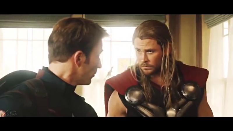 Steve and thor / captain america vine edit ˜ sesame street