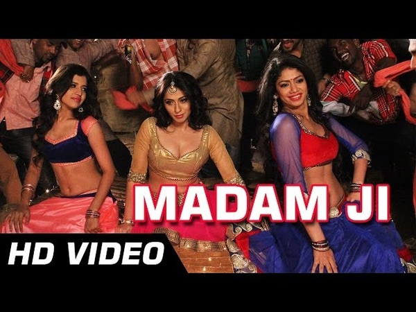 Official *Uncensored Full Video* Madamji from Chal Bhaag ft Keeya Khanna |Sadhu Tiwari , Ritu Pathak