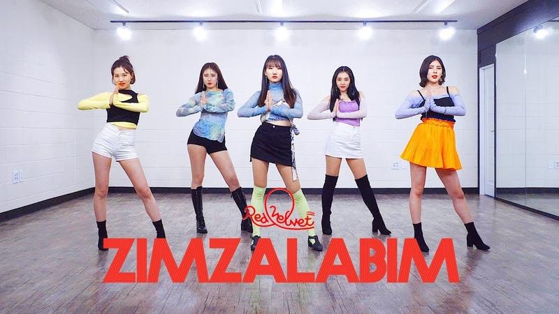 레드벨벳 Red Velvet 짐살라빔 (Zimzalabim)   커버댄스 DANCE COVER   안무 거울모드 MIRRORED