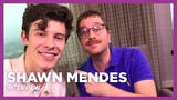 Shawn Mendes Talks Stadium Show and BTS Collab Update