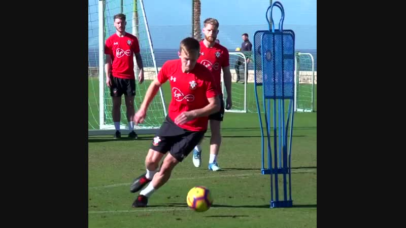 Day five - - SaintsFC are heading home after completing their work in Tenerife!.mp4