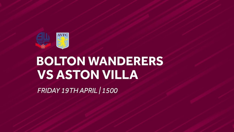 Bolton Wanderers 0-2 Aston Villa   Extended highlights