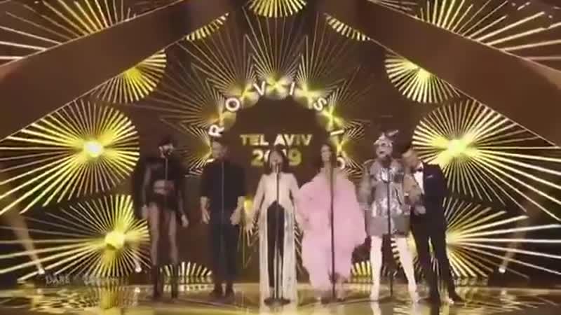 Никто - Сердючка - - Eurovision - ору с этого третий час