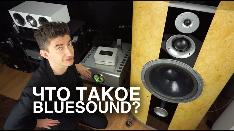 Что такое Bluesound Node Vault Pulse cвоя операционная система мультирум и наследие NAD