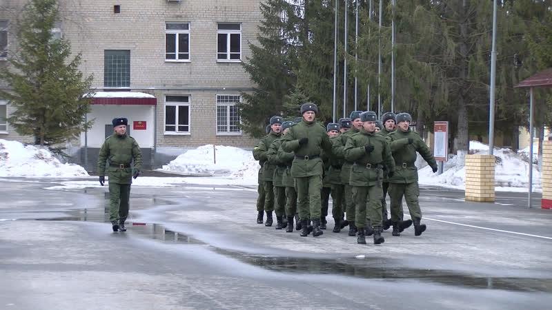 Росгвардейцы Заречного ежедневно тренируются и охраняют город