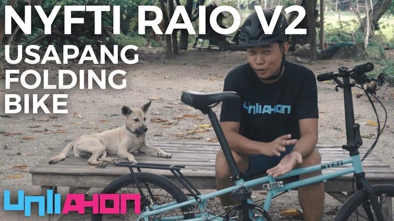 Usapang Tiklop Nyfti Raio V2 Folding Bike Review