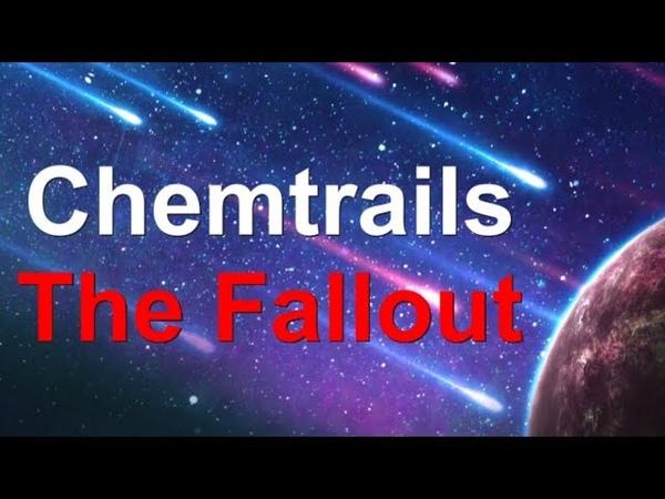 Teil 1 - Die Elite hat gewonnen. Chemtrails 2018 und der globale Fallout.