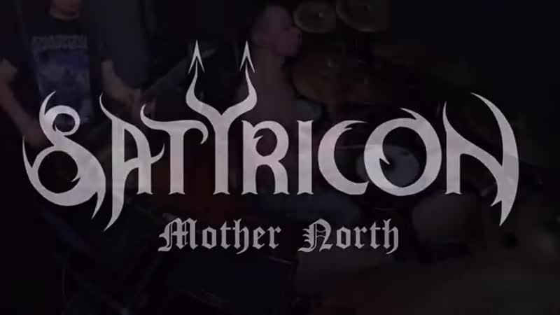 Satyricon Mother North instrumental cover