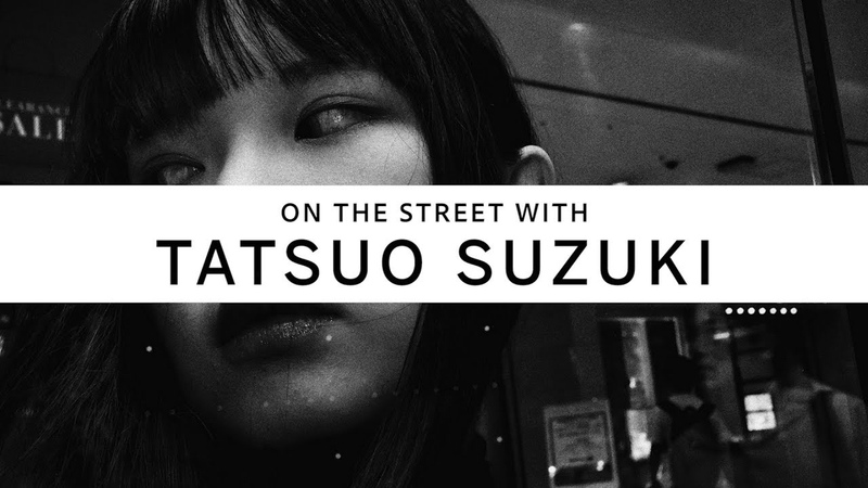 ON THE STREET WITH [002] Tatsuo Suzuki