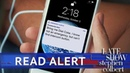 Not All Of Trump's Presidential Alerts Were The Same
