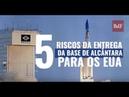 5 RISCOS DA ENTREGA DA BASE DE ALCÂNTARA PARA OS EUA