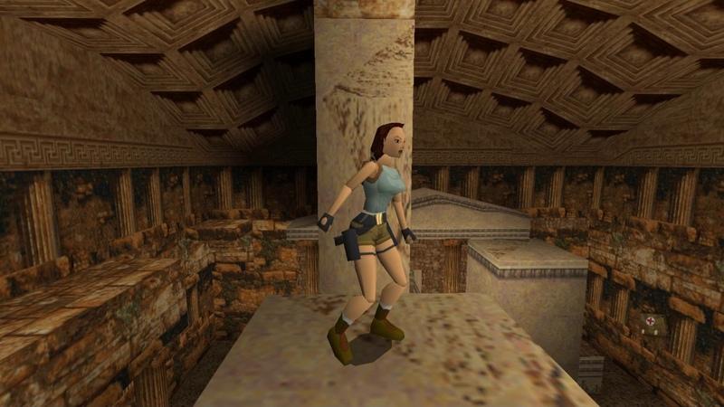 [PC] Tomb Raider I: Atlantean Scion [Pistols Only] - Level 05: St. Francis' Folly