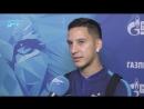 Себастьян Дриусси об игре с «Краснодаром»: «Этот матч — один из самых эмоциональных в сезоне»