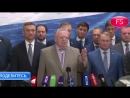 Жириновский о выборах в Приморье: Где коммунисты там грязь, Жители Приморья не должны поддерживать коммунистов