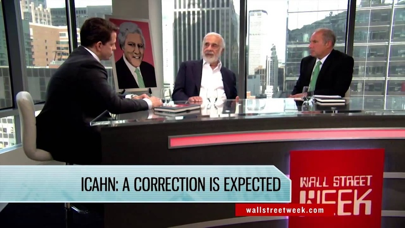 Wall Street Week Эпизод 3 Карл Айкан