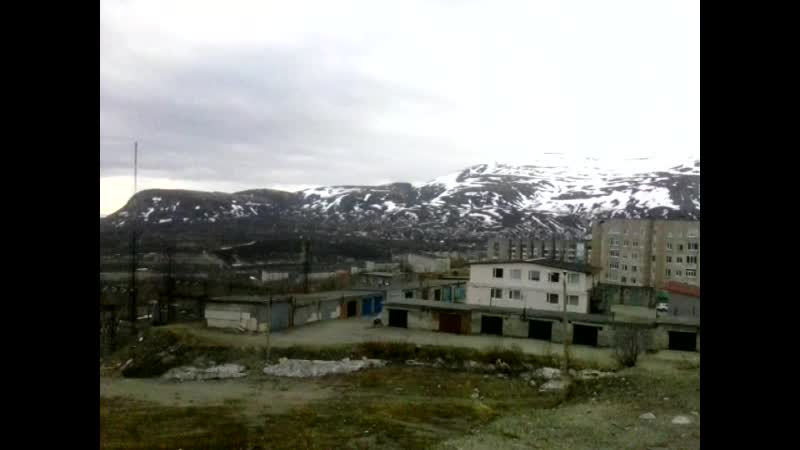 Кировск (бывший Хибиного́рск— город в Мурманской области России 22 мая 2019 г., 18:41:02