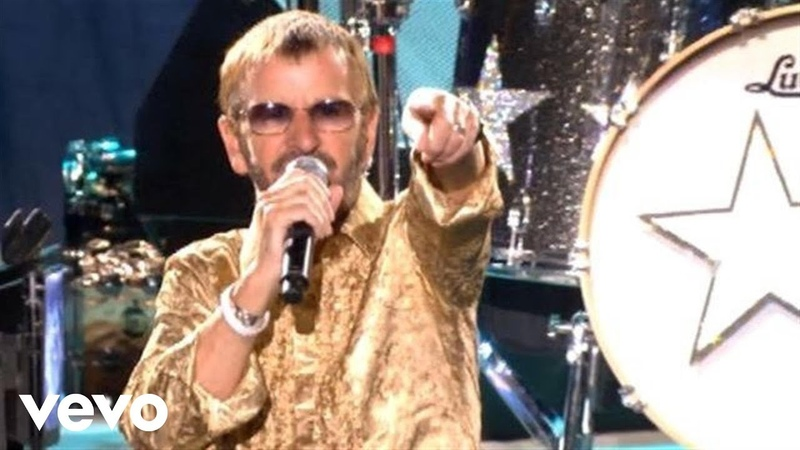 Ringo Starr His All Starr Band - With A Little Help From My Friends (Live At The Greek)