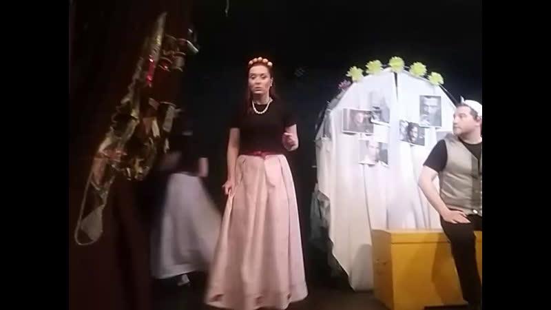 премьера Трансформационного театра