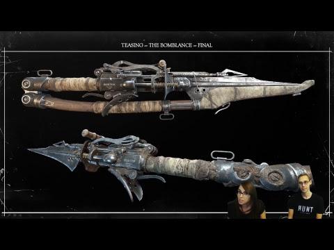Hunt: Showdown   Developer Live Stream   Weapon Creation with Alexander Asmus