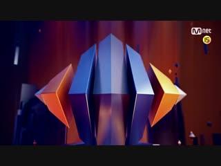 NU'EST W_ Награждение на M!Countdown! The first win!