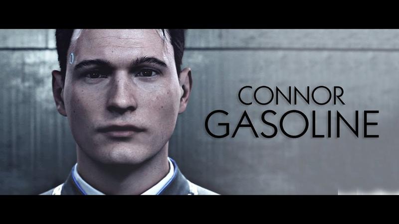 Connor || gasoline || detroit: become human