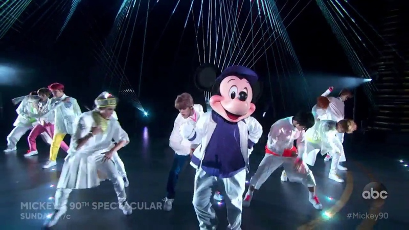 NCT 127 – Mickey's 90th Spectacular