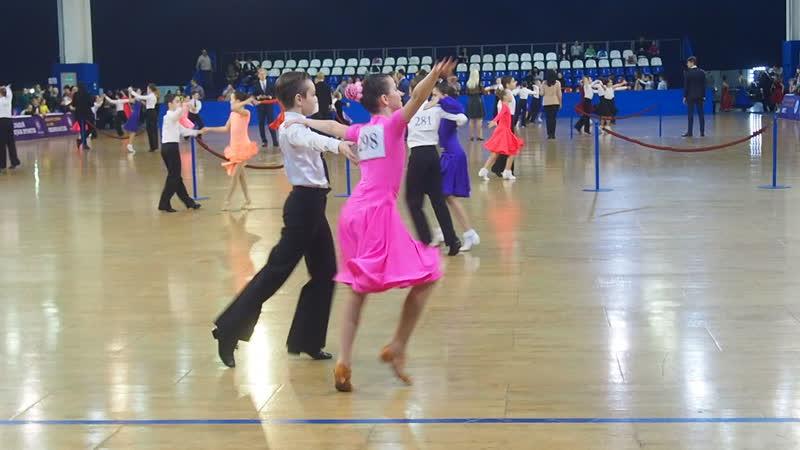 Танцевальный турнир. Крокус Сити Холл. 17 февраля 2019