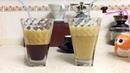 Фраппе. Холодный кофе со льдом. Как сделать дома.