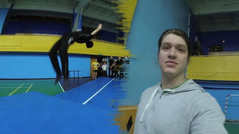 Как проходят тренировки? Секция акробатики