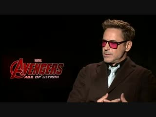 Роберт Дауни Младший раскрывает название 4-ех Мстителей