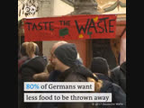 Is stealing food waste a crime