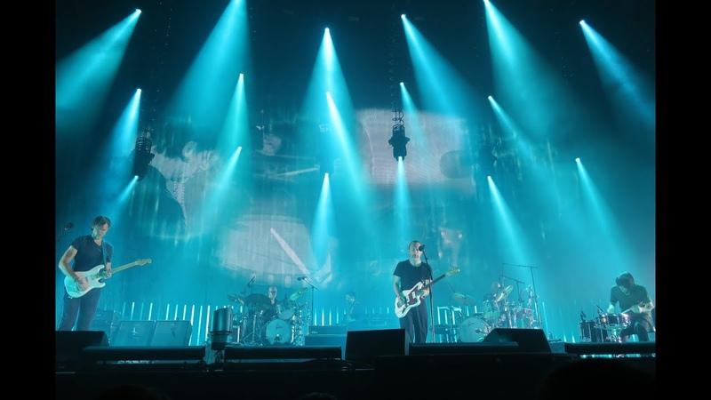 4K - Radiohead - Live at Madison Square Garden - New York, NY 07102018