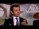 LTA Interviews Michael Sheen and Matt Lucas from Alice in Wonderland