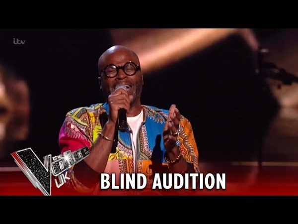 Cedric Neal Gets Four Turns with Stevie Wonders Higher Ground | The Voice UK 2019