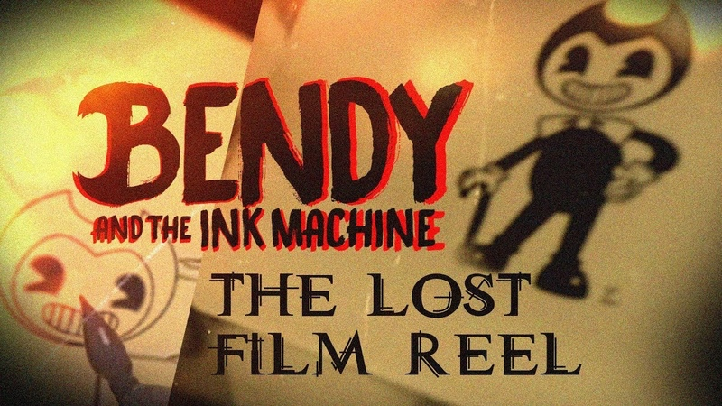 Bendy and the Ink Machine The Lost News Reel