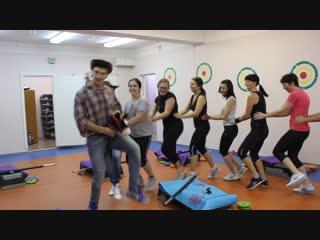 Ковбойская новогодняя тренировка EnergyLife