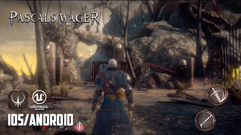 PASCALS WAGER iOS Android GAMEPLAY REVEAL Unreal engine 4