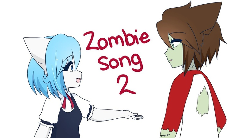 Someday ZOMBIES Song Wolfychu SweetoTOONS sing ♪ Animatic