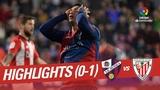 Highlights SD Huesca vs Athletic Club (0-1)