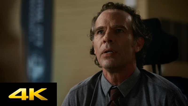 DeVoe Finds Out The Flash's Identity || The Flash 4x07 4K UHD