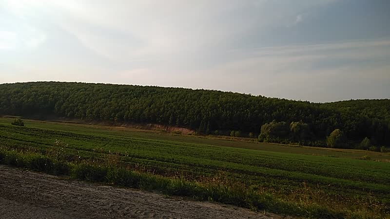 По дороге в Нижний Новгород
