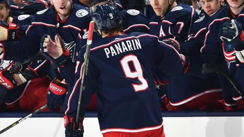НХЛ 2018-2019 Коламбус Блю Джекетс - Нью-Йорк Рейнджерс 7-5 (13.01.2019)