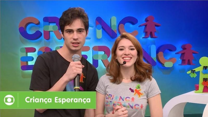 Bastidores Criança Esperança: Ana Clara e Danilo Mesquita apresentam a Orquestra de Santo Antônio