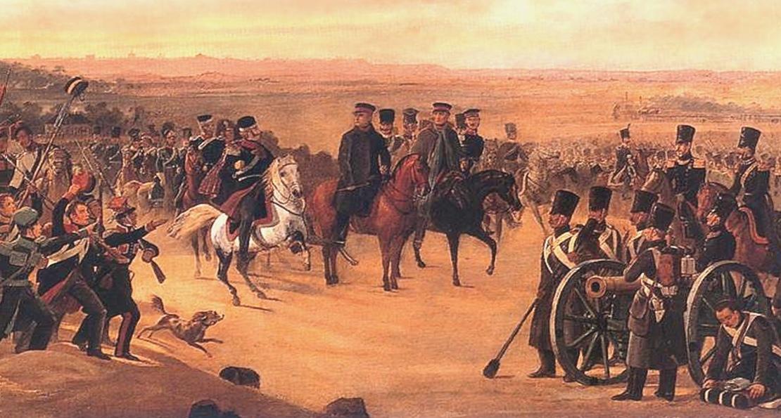 Генерал Хлопицкий