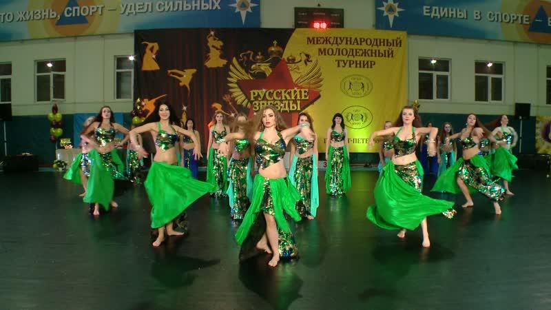 Чемпионат Санкт-Петербурга 2019, продакшен, ODT ZAFERY, рук. Саркис Мкртчян
