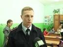 Акция ОГИБДД Засветись в школе № 2