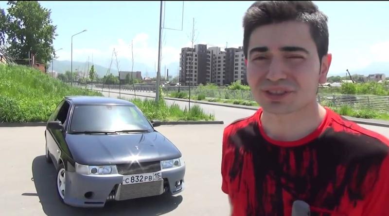 ВАЗ 2112 - Анти Тест Драйв (Жорик Ревазов)
