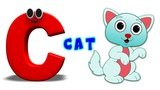 Phonics Letter- C song Alphabet Songs For Children Learning Videos For Toddlers by Kids Tv