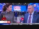 В Москве проходит XVIII съезд «Единой России». Прямое включение Марины Патриной